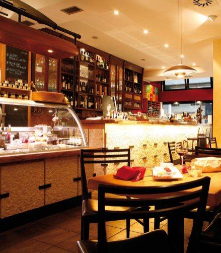 Restavracija Antonio Ferrar