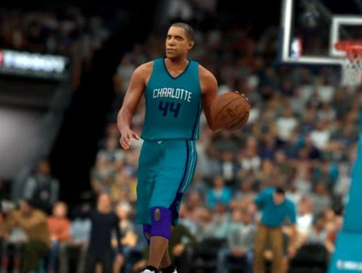 Obama kot NBA-košarkar