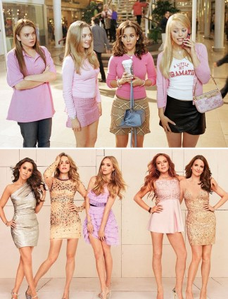 Mean Girls (Zlobna dekleta): 2004 vs. 2014