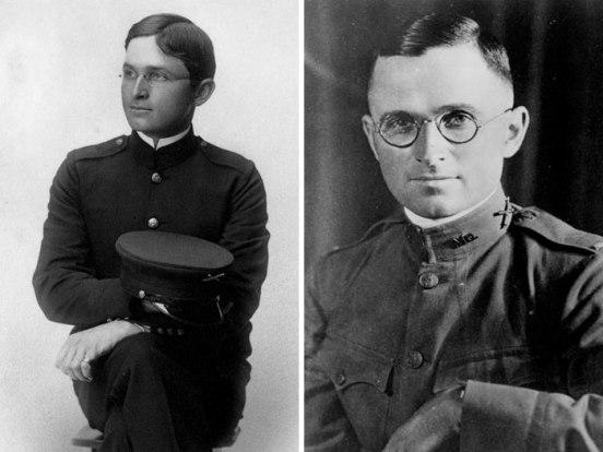 Harry Truman, 22 in 33 let