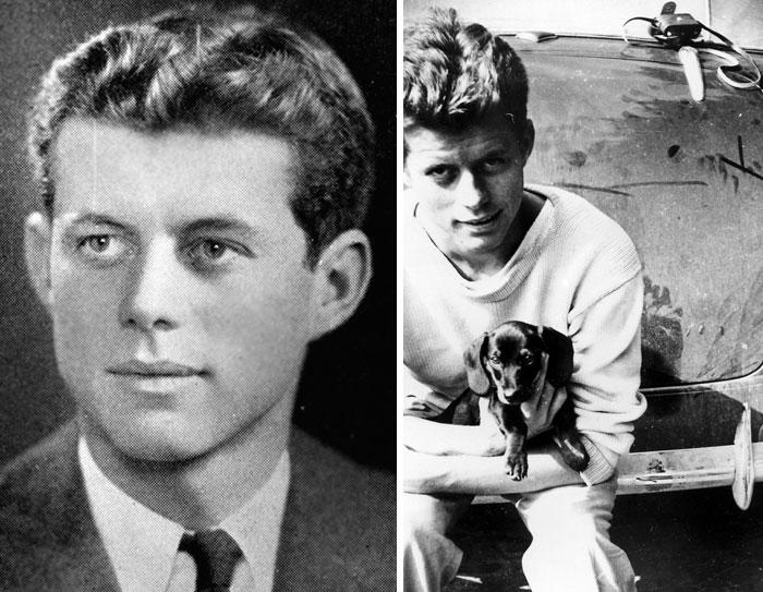 John F. Kennedy, 21 in 20 let
