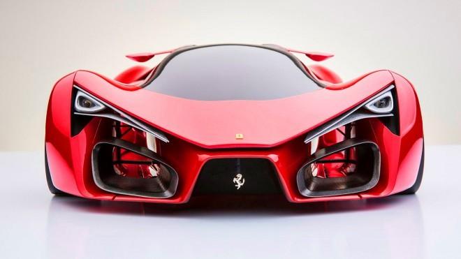 Ferrari F80 ima najvišjo hitrost pri 500 km/h!