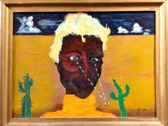 Iz zbirke muzeja slabe umetnosti MOBA