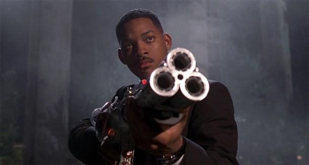 Will Smith v filmu Možje v črnem