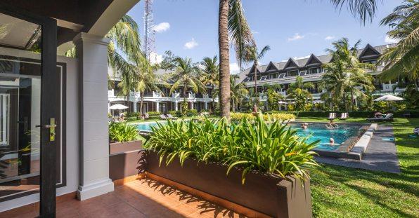 7. mesto: Shinta Mani Resort, Siem Reap (Kambodža)