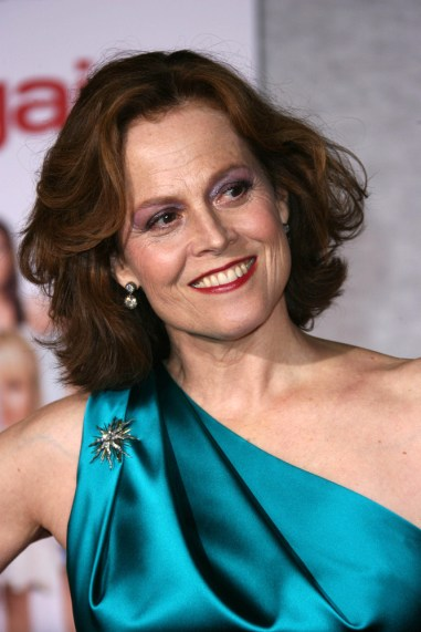Sigourney Weaver (3 nominacije za oskarja)