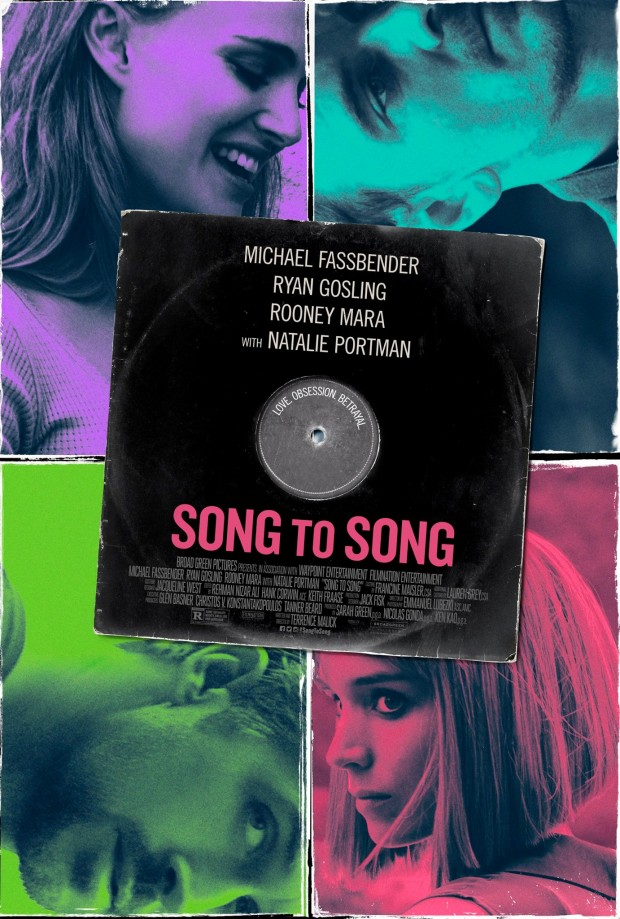 Platak za film Song to Song.