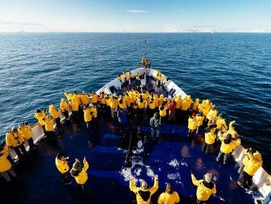 Osupljive fotografije, zaradi katerih boste želeli potovati na Antarktiko.