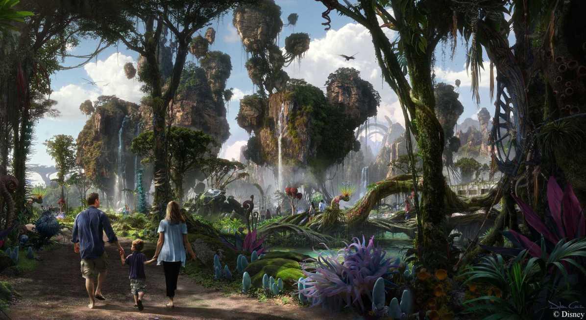 Pandora: The World of Avatar