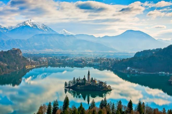 Bled Bike Festival bo potekal v najlepšem slovenskem kraju