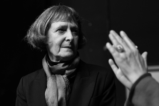 Pomembnejši dogodek festivala bo projekcija novega filma Loredane Bianconi