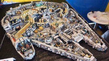 Najdražji set kock Lego stane skoraj 5000 evrov – toliko, kot je v njem delčkov.