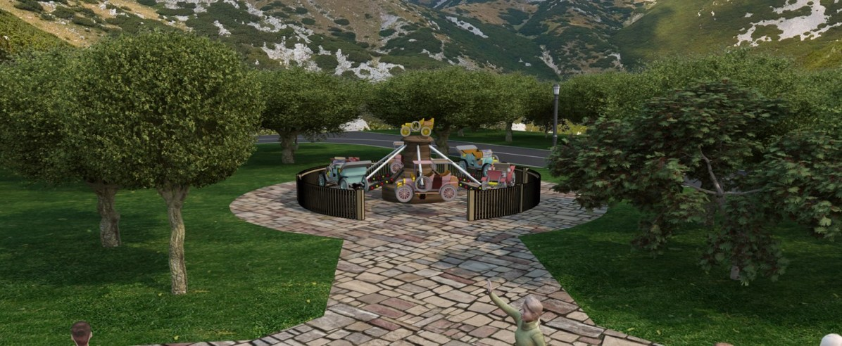 Zabaviščni park Fun Park Mirnovec