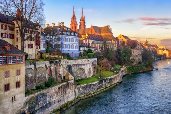 Švicarski Basel je novinec na lestvici.