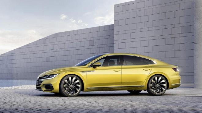 Volkswagen Arteon bo na ceste zapeljal poleti.