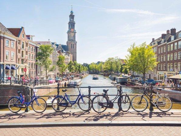1. Amsterdam, Nizozemska