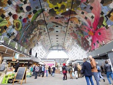 17. Rotterdam, Nizozemska