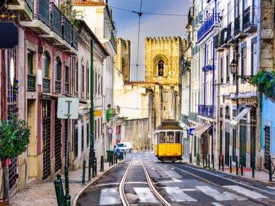 4. Lizbona, Portugalska