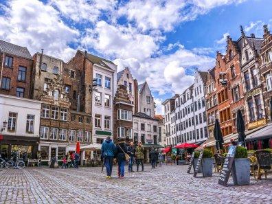 5. Antwerp, Belgija