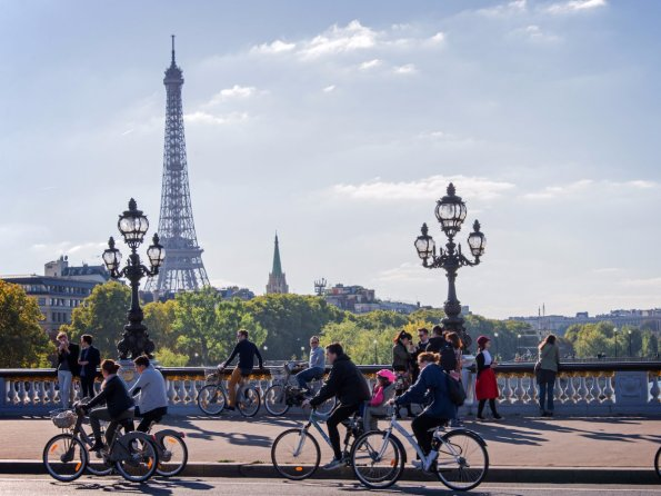 9. Pariz, Francija