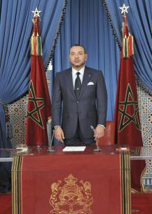 15. Maroški kralj Mohamed VI.