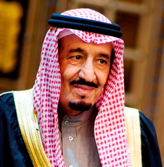 2. Kralj Salman bin Abdul Aziz (Saudova Arabija) – več kot 50 milijard evrov