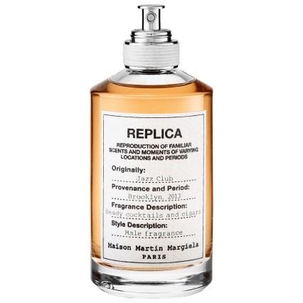 Najboljši moški parfumi za poletje 2017: Maison Martin Margiela, Replica Jazz Club
