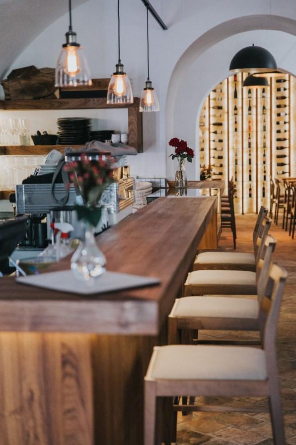 Wine bar Šuklje v Ljubljani