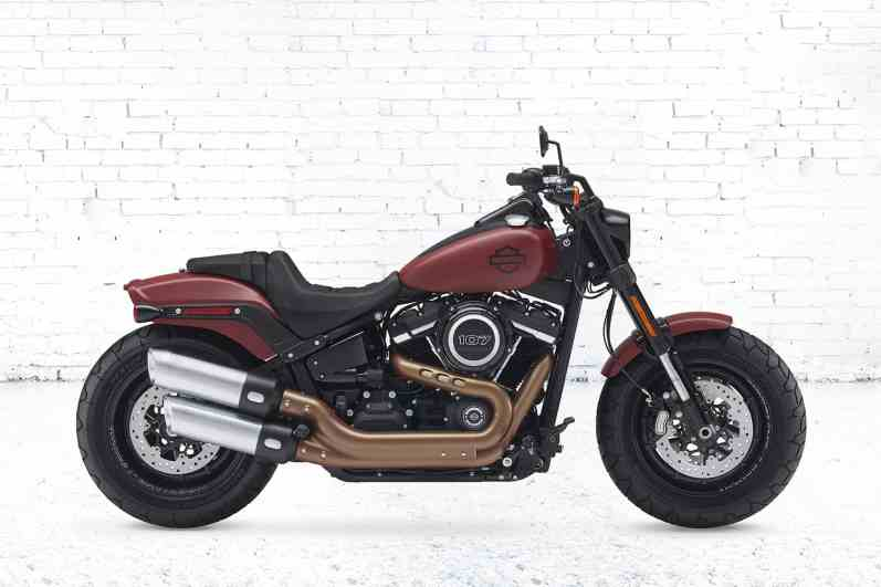 Harley-Davidson Fat BoHarley-Davidson Fat Bobb