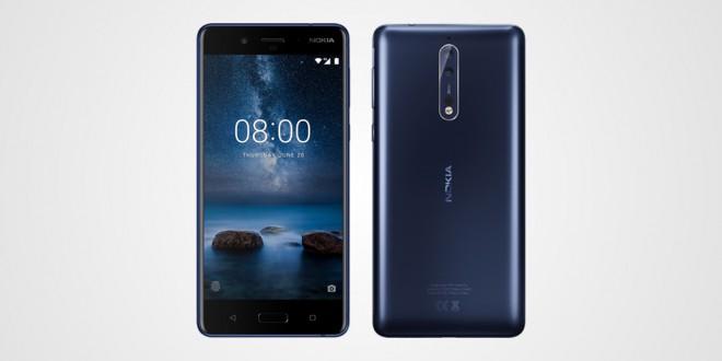 Nokia 8 - izgleda zares kakovostno!