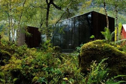 Hiša iz filma Ex Machina