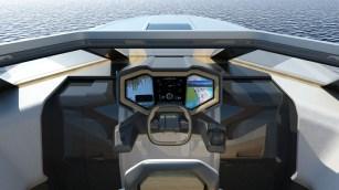 Superfly GT 42 - znanstvena fantastika