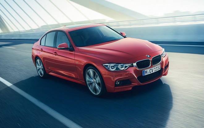 BMW serije 3.