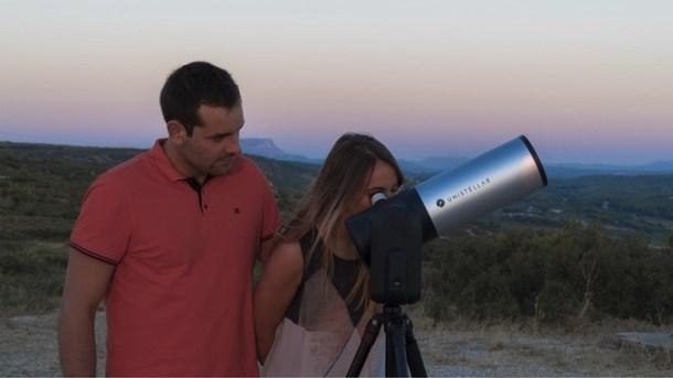 Unistellar Evscope: pametni teleskop