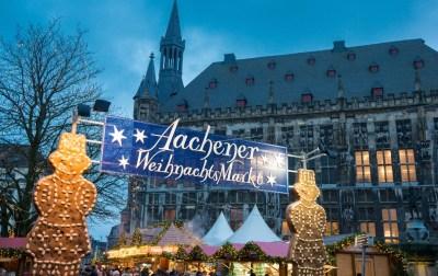 7. Aachen, Nemčija
