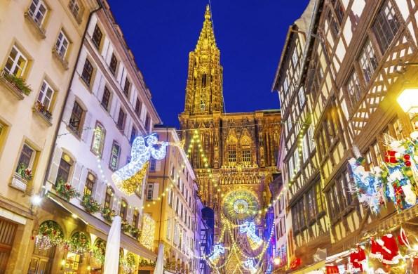5. Strasbourg, Francija