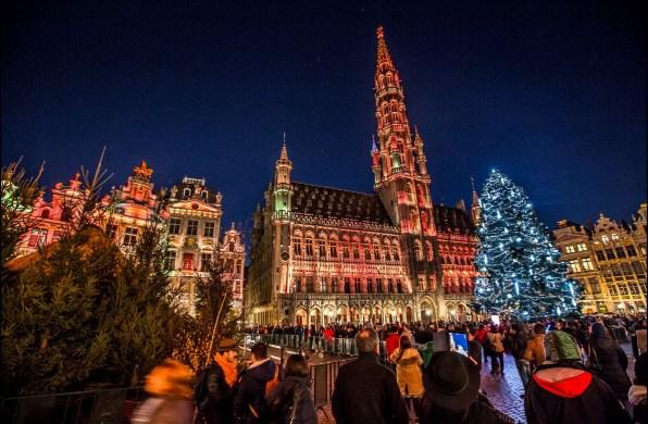 11. Bruselj, Belgija