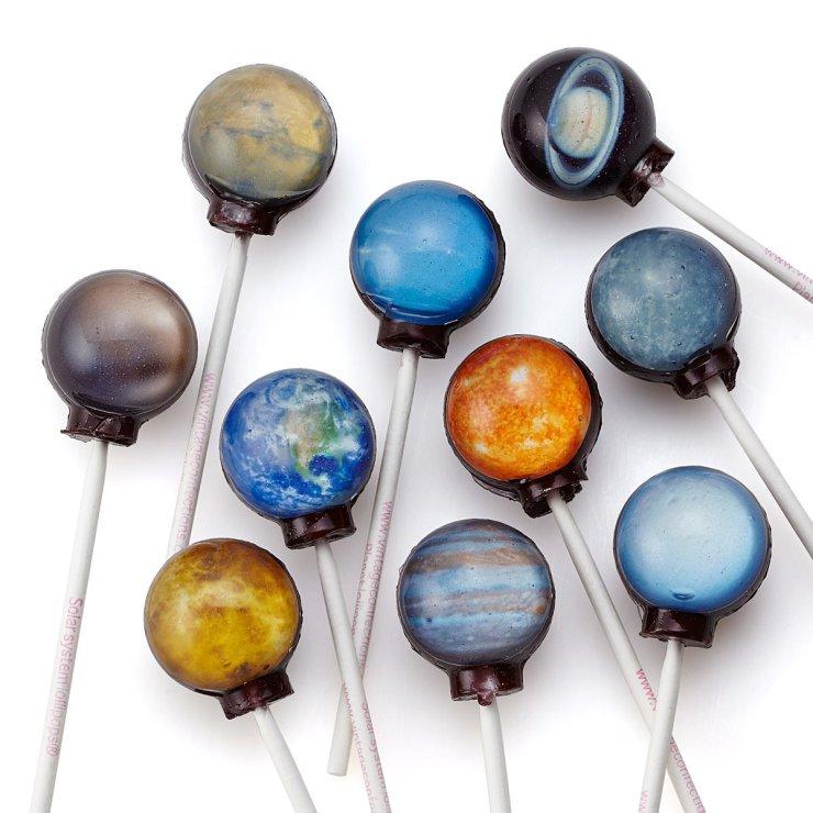 Lizike Planet Lollipops