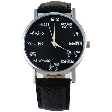 Thumbs Up EQUWAT Equation Watch