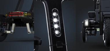 Električni skuter Relync se lahko zloži na velikost kovčka