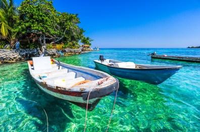 Islas del Rosario, Kolumbija