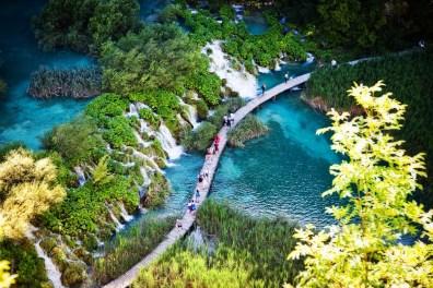Plitvice, Hrvaška