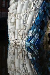Končni rezultat: kit iz plastike