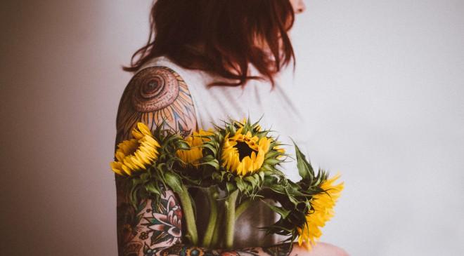 Mesto tatuja je ključnega pomena.
