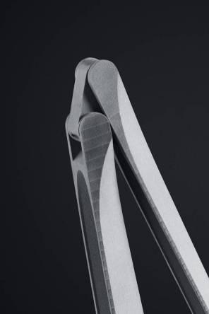 Prva 3D-natisnjen zložljiva svetlika na svetu