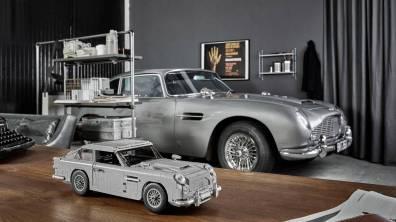 Lego Creator Expert James Bond Aston Martin DB5