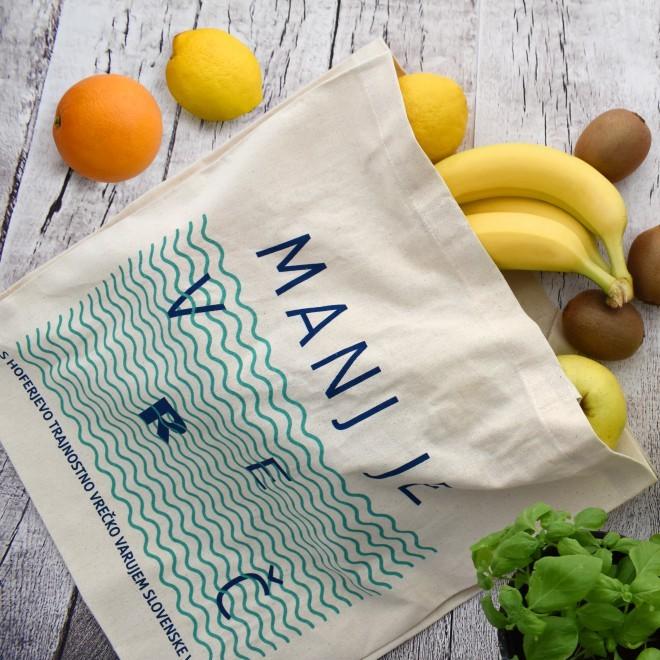 HOFERjeva trajnostna nakupovalna vrečka