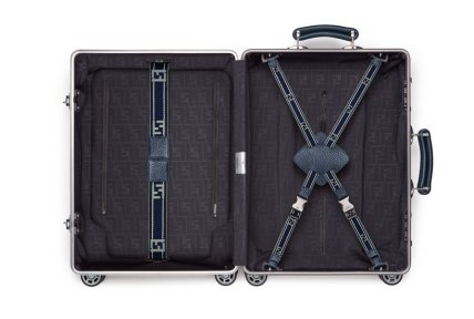 Rimowa in Fendi: potovalni kovček
