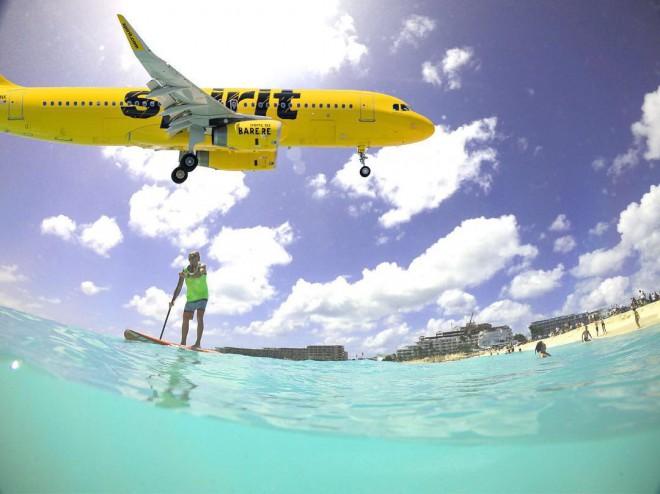 Spirit Airlines.