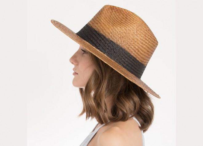 Fedora klobuk.
